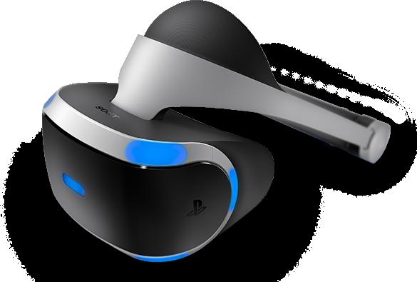 виртуална реалност PlayStation