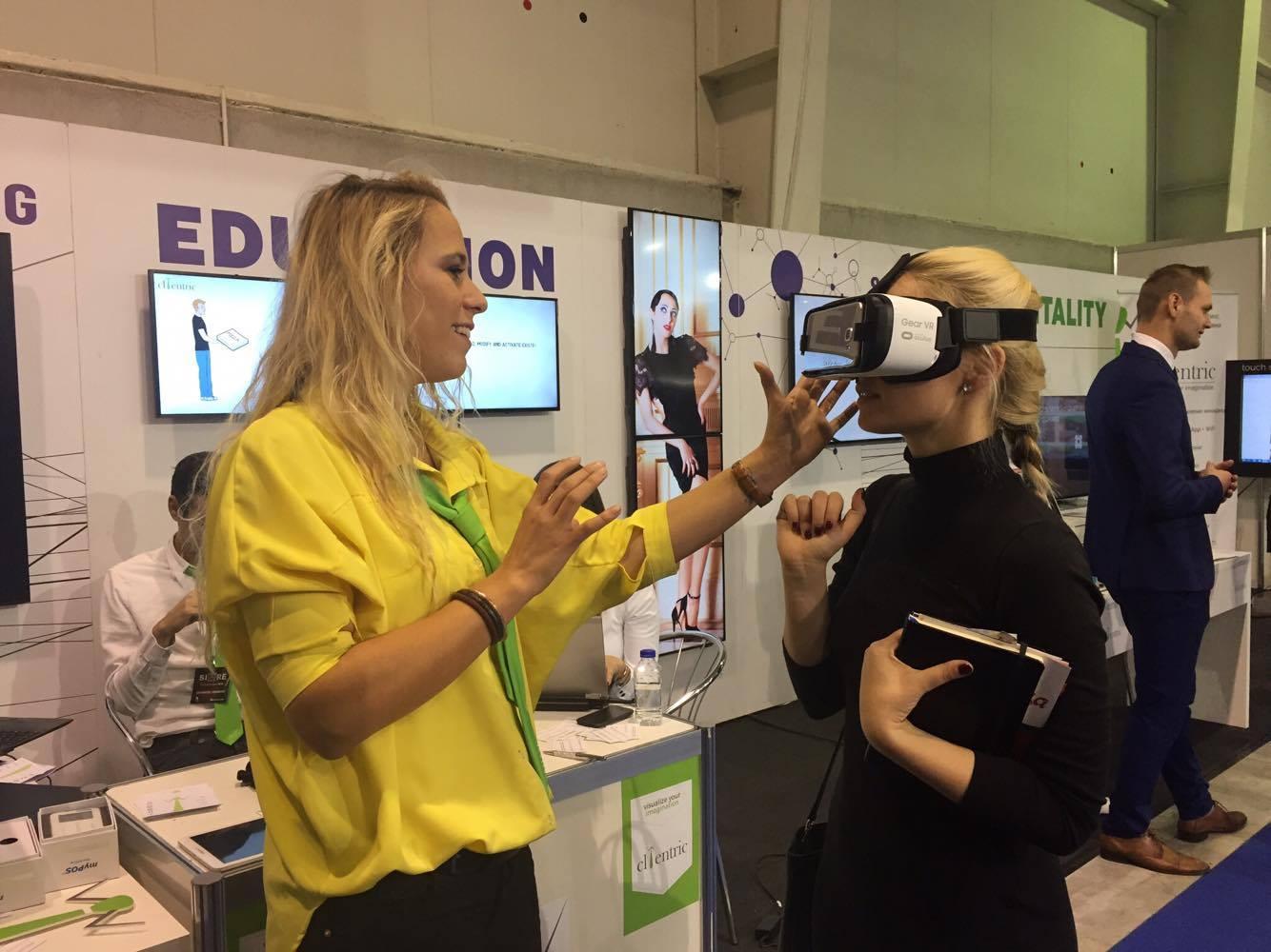Виртуална реалност Clientric