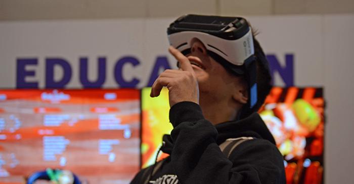VR Virtua Reality Clientric HoReCa