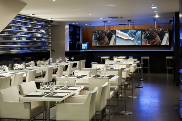 Digital Signage Hotel Restaurant Service