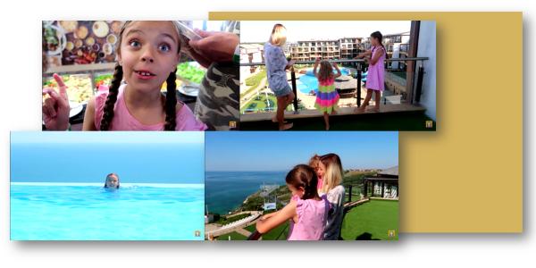 jasmina show topola skies resort